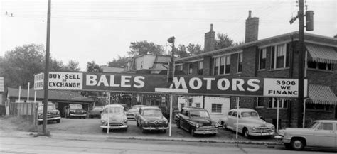 bales motor co inc companies in norwood ohio quot b quot