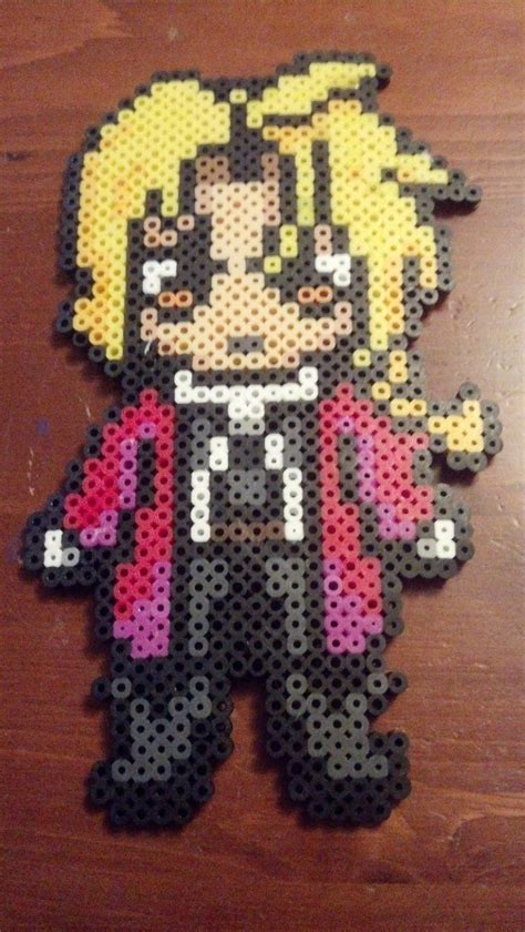 hama anime 17 best images about anime perler on perler