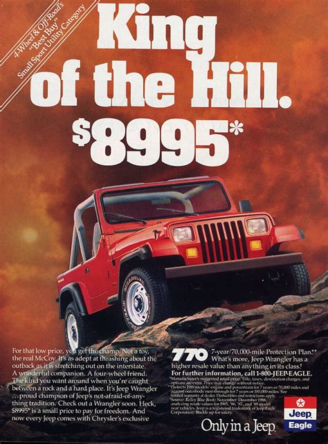Jeep Ad Automotive History The Rebadging That Never Happened
