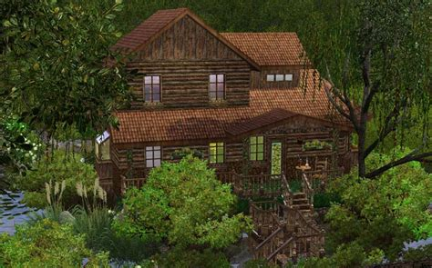 A Cottage In The Woods by Mod The Sims The Cottage In The Woods