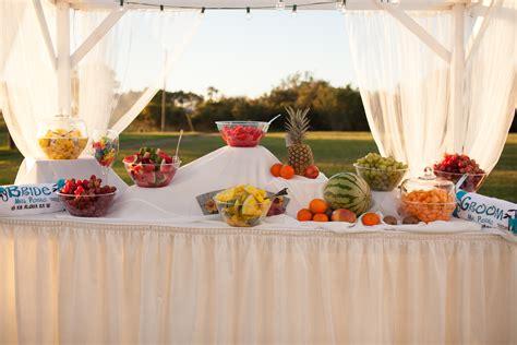 Light Refreshments by Diy Wedding Ideas For Your Weddingorlando Wedding