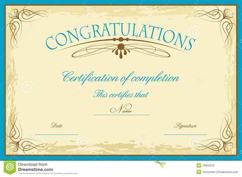 template for certificate certificate certificate template