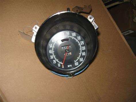 Speedometer Assy Verza Original Ahm find 1972 thru 1974 corvette speedometer assy g m original motorcycle in decatur indiana us