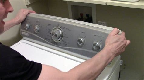 washer and dryer covers saves them from getting scratched up how to projects pinterest how to open or remove a washer dryer control panel