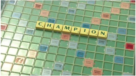 world scrabble chionship drama at world scrabble chionship in news