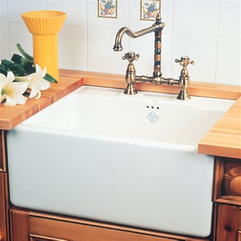 Shaws Kitchen Sinks by Shaws Ribblesdale Belfast Sink Sinks Taps
