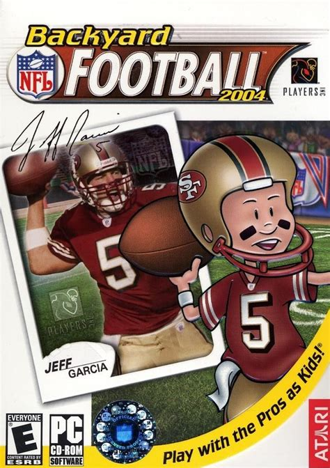 backyard football gameplay jaquettes backyard football 2004