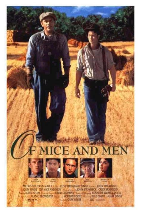 film and literature english elective of mice and men