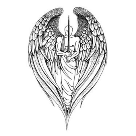 75 best tatts images on pinterest warrior tattoos angel
