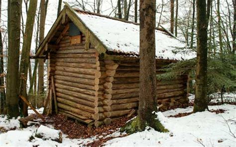 Small Cabin Building Plans by 7 Survival Shelters That Will Save Your Life