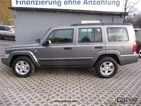 7 Seater Jeep 2007 Jeep Commander 4 7 L Aut Sport 7 Seater Car Photo