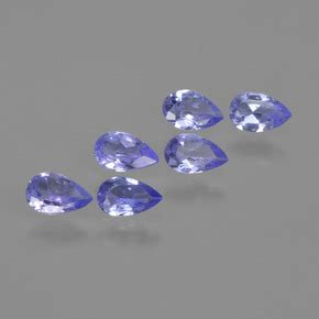 Violet Zircon 10 15 Ct 1 1 carat violet blue tanzanite gems from tanzania