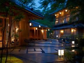 glass garden doors hoshinoya kyoto jonathan savoie gt architecture