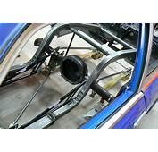 Back Halving A Race Car  Metal Fabrication TIG Welding