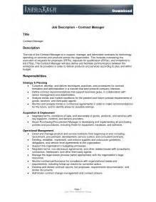 position description template descriptions sles templates