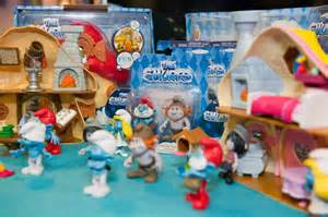 the smurfs 2 and smurf tastic jakks toys evans crittens
