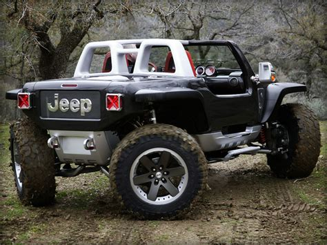 jeep hurricane jeep hurricane concept car interior design