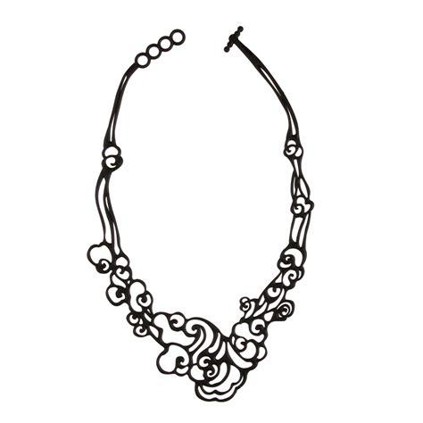 Cloud Necklace cloud necklace batucada