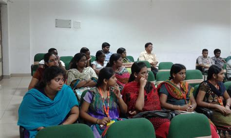 Mba Hr In Vijayawada by Kl College Overview Facilities Courses