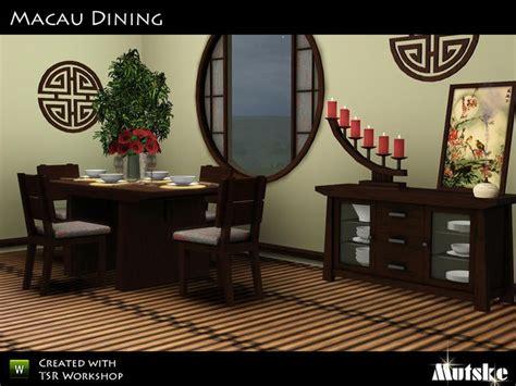 sims 3 esszimmer 13 besten ts3 room sets kitchen dining bilder auf