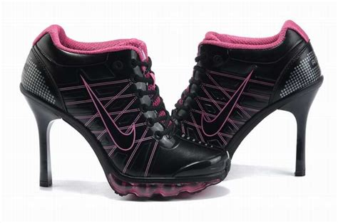 black nike high heels aaa nike air max high heels black pink for