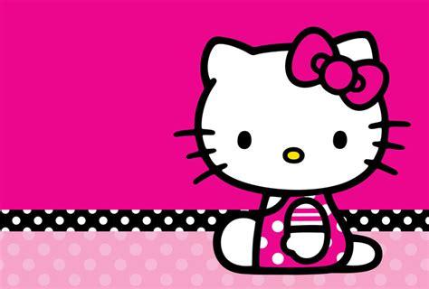 gratis wallpaper hello kitty pink animasi bergerak terbaru im 193 genes de hello kitty 174 su historia en fotos lindas