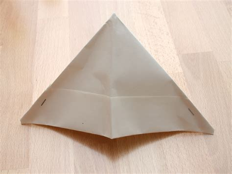 How To Fold A Paper Pirate Hat - how to fold a pirate hat 8 steps with pictures wikihow