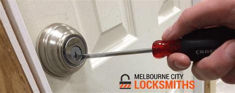 fixing door locks and door knobs