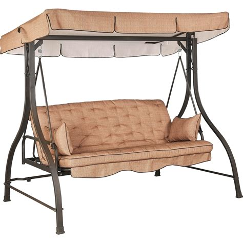 3 seater hammock swing courtyard creations 3 seater hammock swing hammocks