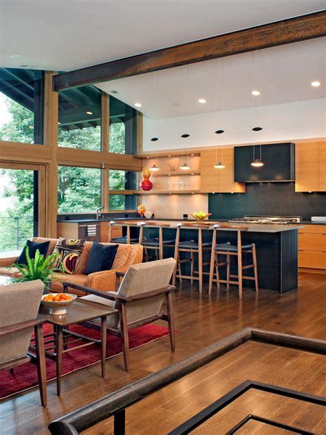 inspirasi desain dapur terbuka rumah  gaya hidup