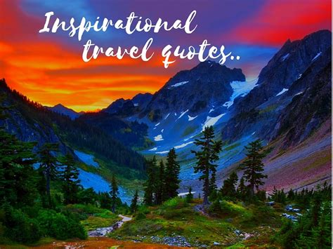 inspirational travel quotes   wanderer