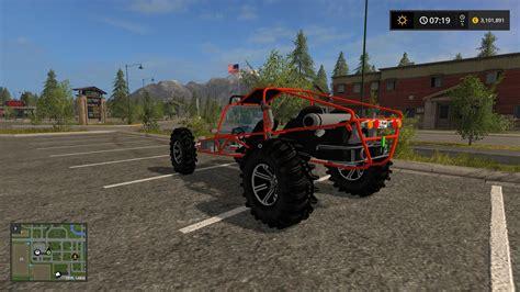 volkswagen buggy 2017 dune buggy v1 0 fs 2017 farming simulator 2017 mod fs