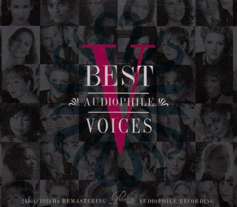 best audiophile voices various artists best audiophile voices vol 5 2007
