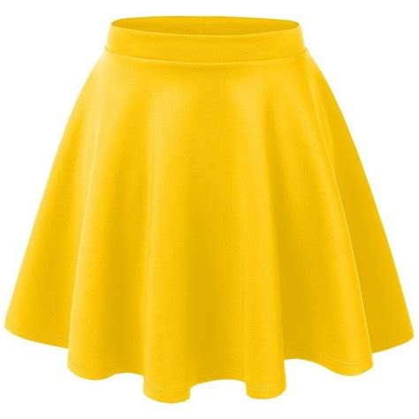 25 best ideas about yellow skirts on