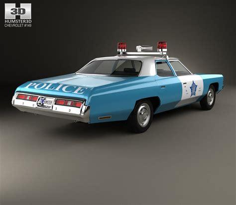 chevrolet impala police   model classicautos