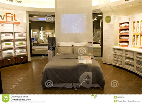 Bed And Mattress Shop Mattress Store Editorial Photo Image 30935736