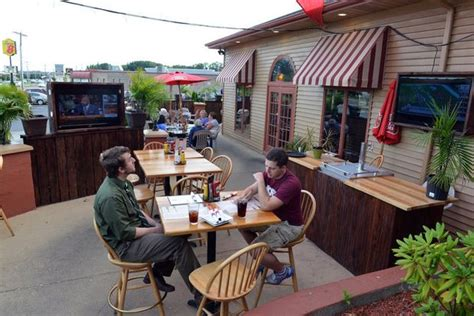 Backyard Bar And Grill West Springfield 30 Places To Dine Outside In Western Massachusetts Masslive