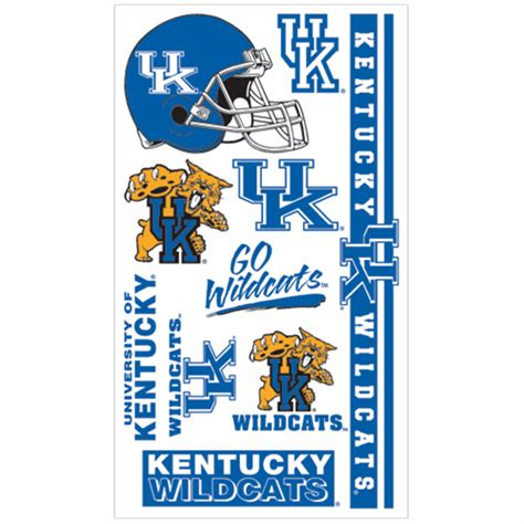 kentucky wildcats tattoo designs kentucky wildcats pack