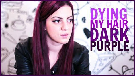 Loreal Purple Hair Colour