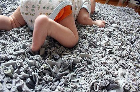 alfombras recicladas camisetas 161 recicla tus viejas camisetas blog de hogarmania