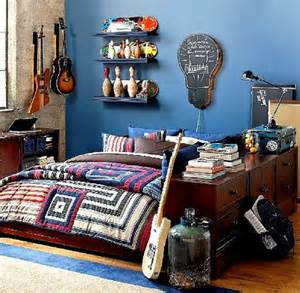 Boys Bedroom Decorating Ideas by Boys Bedroom Ideas For Music Themed