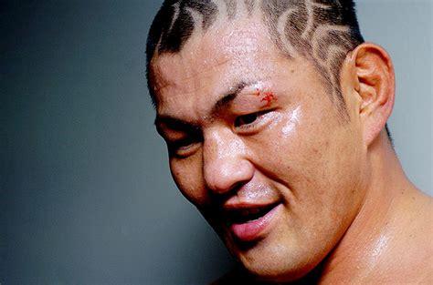 Minoru Suzuki Index Of Photos Catcheurs Minoru Suzuki
