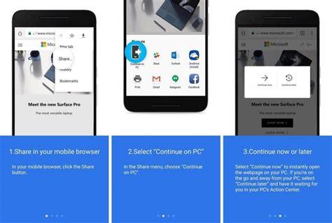 win android 218 ltima build do windows 10 deixa ligar o android ao seu pc