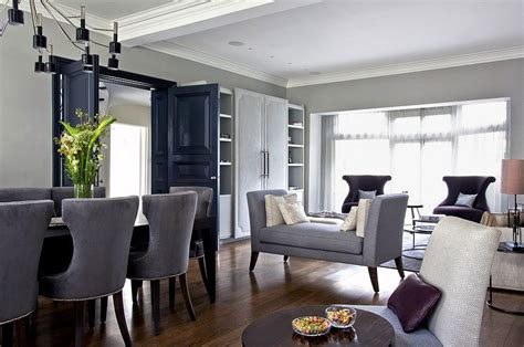 Home Decorating Design Contemporary Hyde Park Townhouse Idesignarch