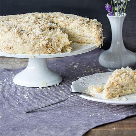 russische kuchen und torten rezepte traditionelle napoleon torte das original aus russland