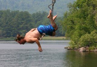 rope swing accident swimming wild liveoutdoors