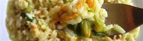 fiori di zucca ricetta veloce risotto ai fiori di zucca ricetta veloce fornelli di