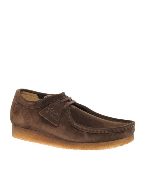 wallabee shoes for clarks originals clarks originals wallabee shoes at asos