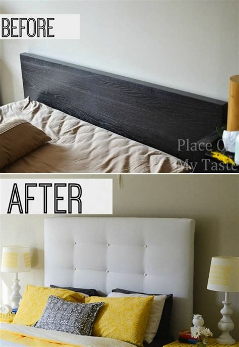 ikea headboard hack ikea headboard gets a diy makeover bob vila
