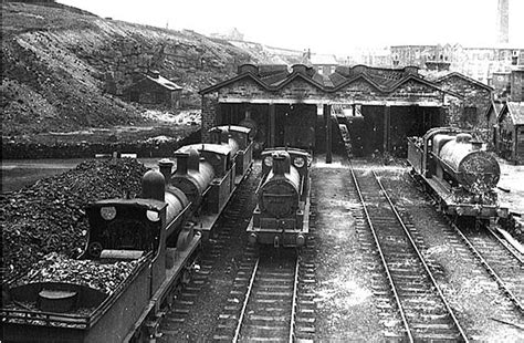 Locomotive Shed Allocations by Disused Stations Bacup Station
